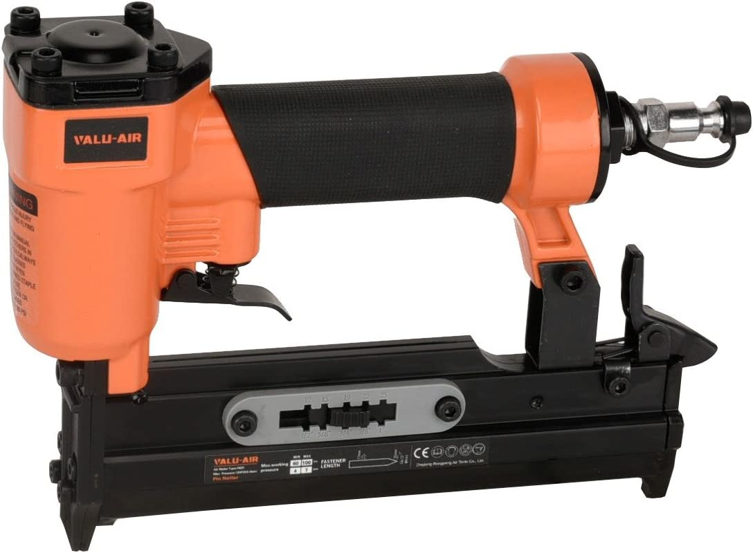 Valu-Air H625 23 Gauge Air Pin Nailer – 1 2-Inch to 1-Inch