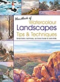 img - for Handbook of Watercolour Landscapes Tips & Techniques book / textbook / text book