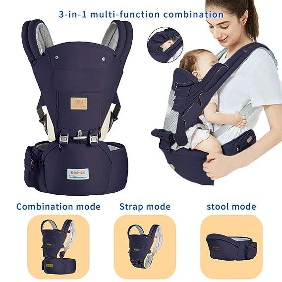 Amazon.com: Portabebés para bebé recién nacido, portabebés ...