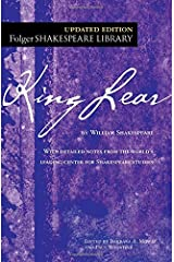 King Lear (Folger Shakespeare Library) Mass Market Paperback