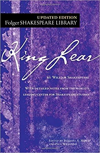 Image result for king lear shakespeare book