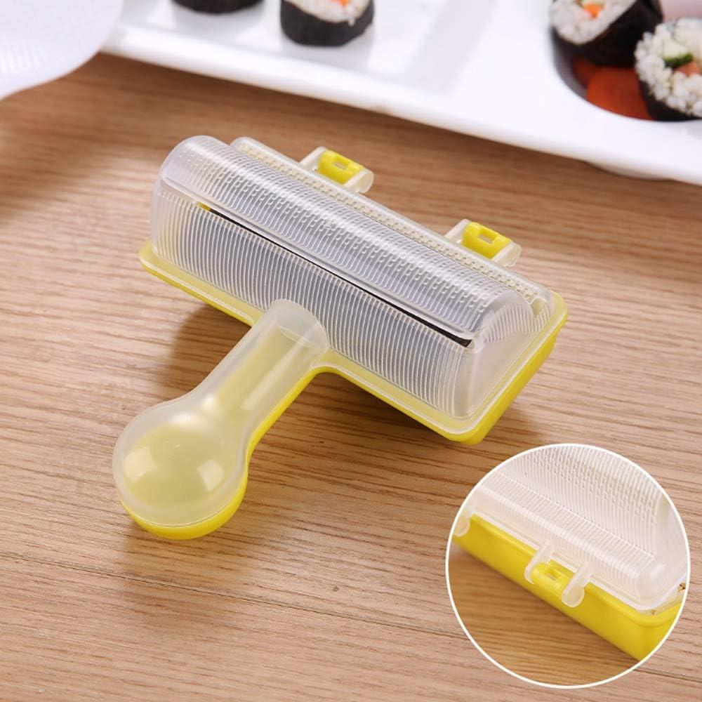 NO LOGO WHZJXB-ZYP Nuovo Sushi Maker Mold Roller Lancio di Scossa della Mano Palla di Riso Verdure della Carne Sushi Fai da Te Che Fa Macchina da Cucina Sushi Strumenti