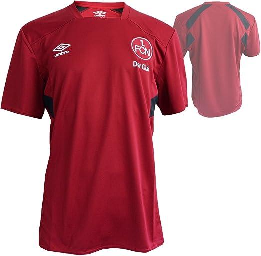 UMBRO 1. FC Nürnberg - Camiseta de fútbol para niños, color rojo, niño, Color rojo y negro., 158: Amazon.es: Ropa y accesorios