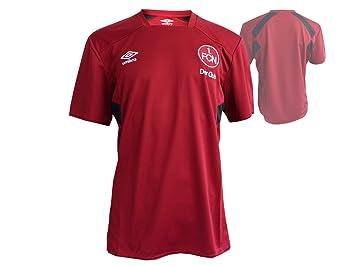 Umbro 1. FC Nürnberg Entrenamiento Fútbol Jersey Niños Rojo el Club Fan Camiseta FCN Fútbol Junior Camiseta Bundesliga: Amazon.es: Deportes y aire libre