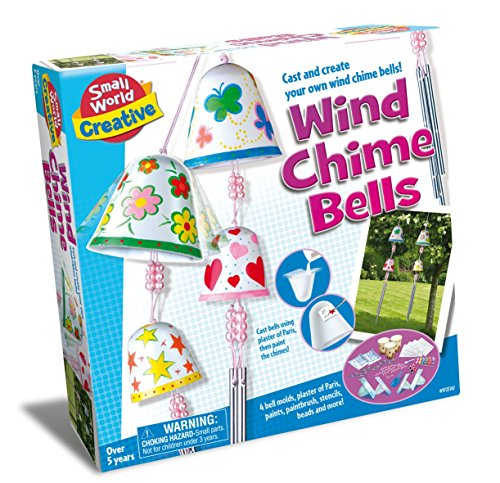 - Small World Toys Creative - Wind Chimes Craft Kit