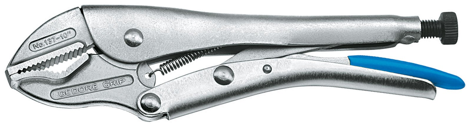 GEDORE 137 10 Grip Wrench 10'' by Gedore