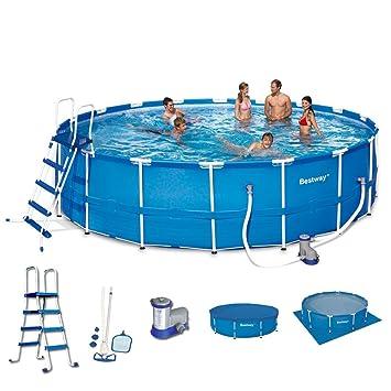 piscine tubulaire ronde amazon