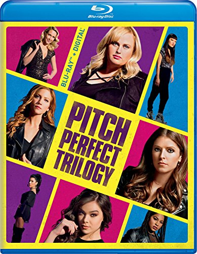 Pitch Perfect Trilogy [Blu-ray] from Universal Studios