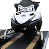 Caliber Snowmobile Trailer Ski Guides