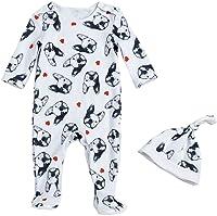Bom Bom Pijama Cartoon Dinosaurio para Bebe Ninos Ninas Pelele de Dormir