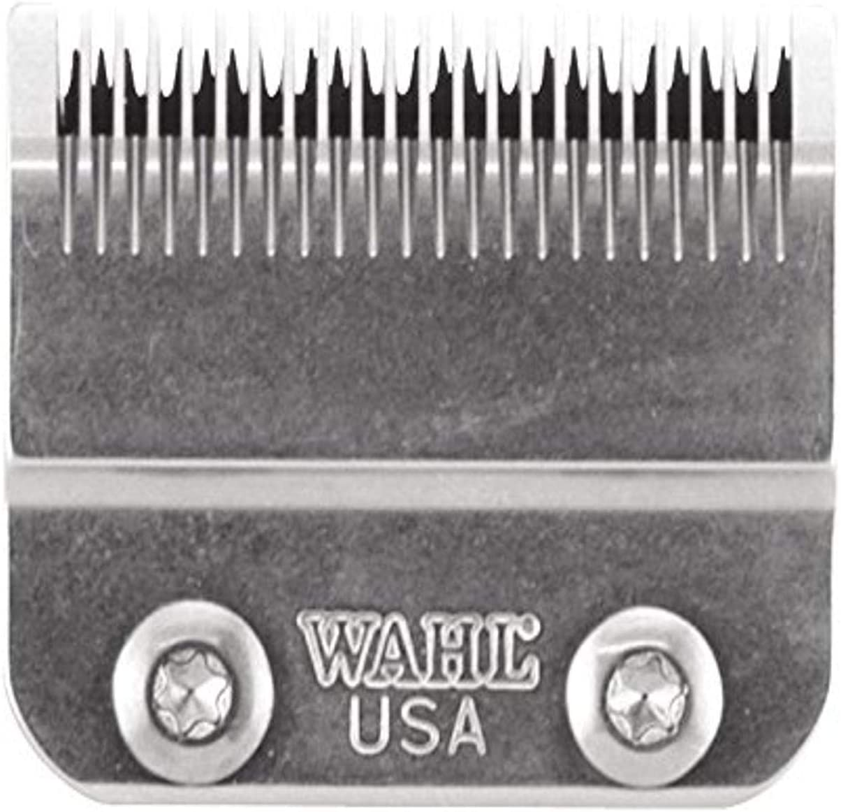 Pet Grooming Clipper Blades : Wahl Professional Animal #10 Medium Precision Blade with 1/16-Inch Cut Length (#2097-800), Silver