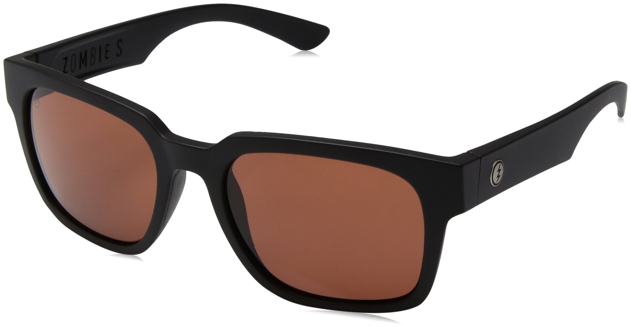 Electric Visual Zombie S Matte Black/OHM Rose Sunglasses