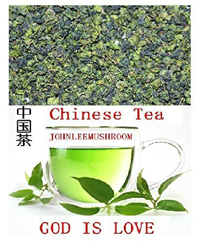 Oolong Tea Tie Guan Yin loose leaf bag packing, Grade A semi-fermented tea total 3 Pound (1362 grams) by JOHNLEEMUSHROOM RESELLER