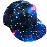 768d01819cf ZycShang Baseball Cap Flower Hip-Hop Outdoors Flat Snapback Hat Pink
