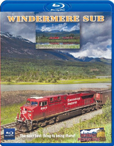 Canadian Pacific Windermere Sub [Blu-ray] [2013]