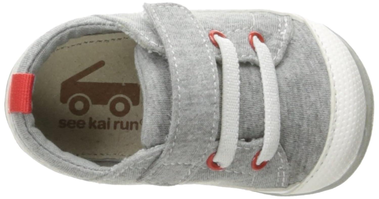 See Kai Run Boys' Stevie II Boat Shoe, Gray Jersey, 5 M US Toddler:  Amazon.ca: Shoes & Handbags