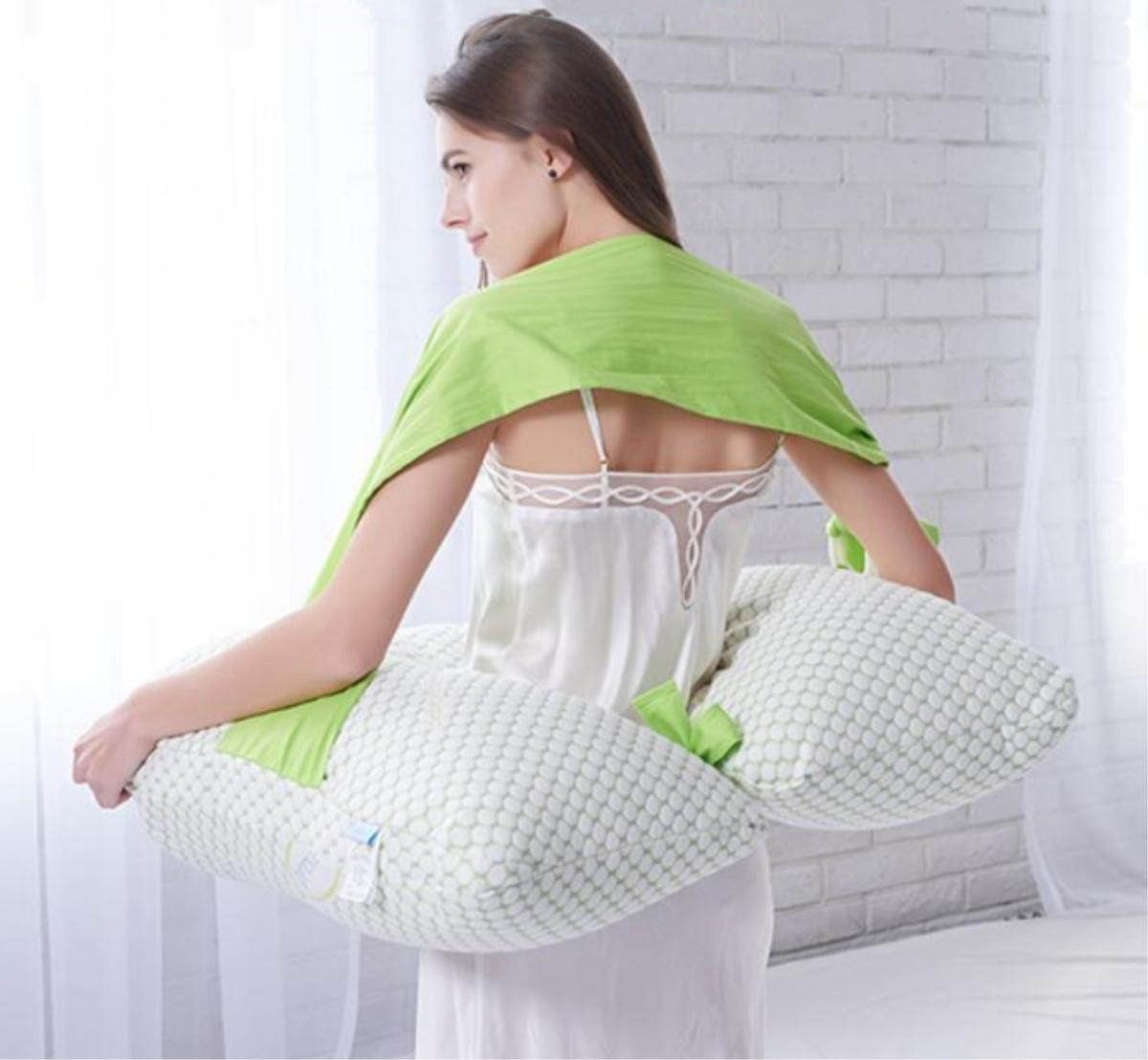 Breast pillow Almohada de amamantamiento para Gemelos ...