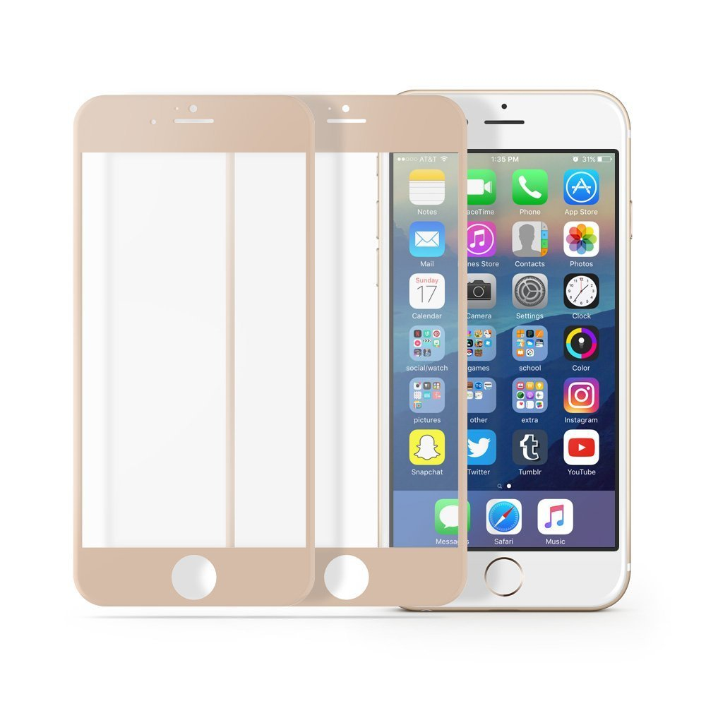 Amplio® [2 unidades] HD Full Cover 3d Touch Compatible ...