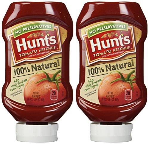 hunts-tomato-ketchup-100-natural-no-high-fructose-corn-syrup-20-oz-pack-of-2