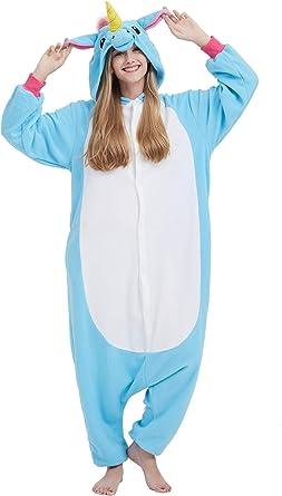 Pijama Animal Entero Unisex para Adultos con Capucha Cosplay Pyjamas Gato Negro Ropa de Dormir Traje de Disfraz para Festival de Carnaval Halloween ...