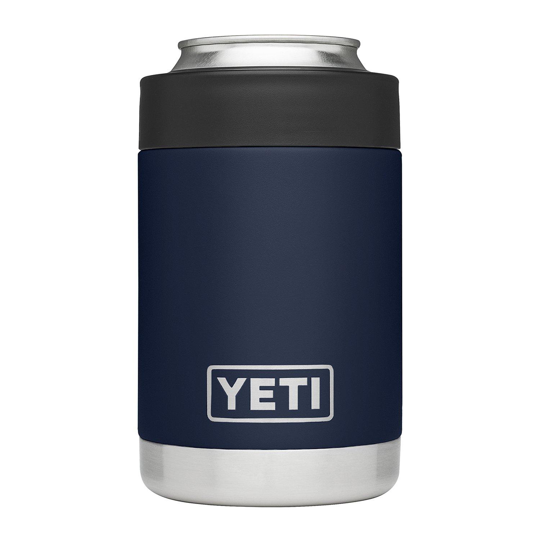 YETI Rambler Vacuum Insulated Stainless Steel Colster, Navy