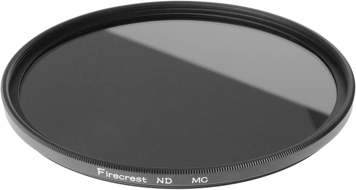 Firecrest ND 67mm Neutral density ND 1.8 (6 Stops) Filter for photo, video, broadcast and cinema production