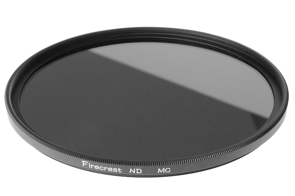 Firecrest ND 49mm Neutral density ND 1.8 (6 Stops) Filter for photo, video, broadcast and cinema production