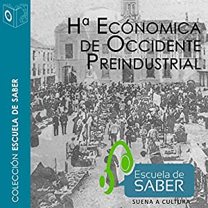Historia económica de occidente [Western Economic History] Audiobook