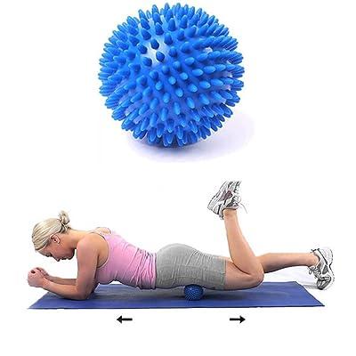 bravetzx boules de massage Stress Réflexologie , Idéal pour fasciite plantaire, pieds, dos, à la main de massage, massage, tissus en profondeur d'auto-massage, Stress, Trigger Point d'acupression et R&eac