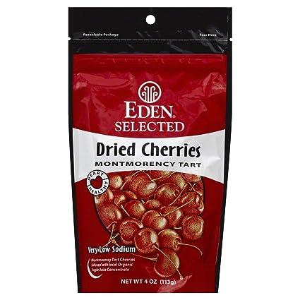 Eden Montmorency Dried Cherries 8.8 OZ(Pack of 8)