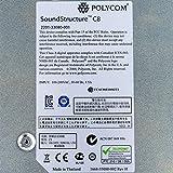 POLYCOM SoundStructure C8 2201-33080-001 Audio