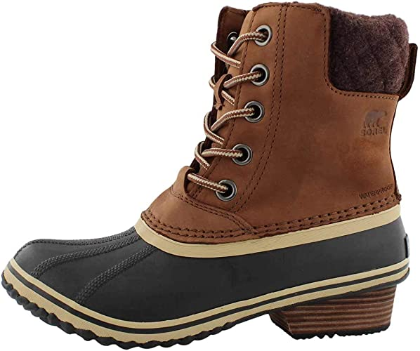 SOREL Womens Slimpack Lace Ii Snow Boot