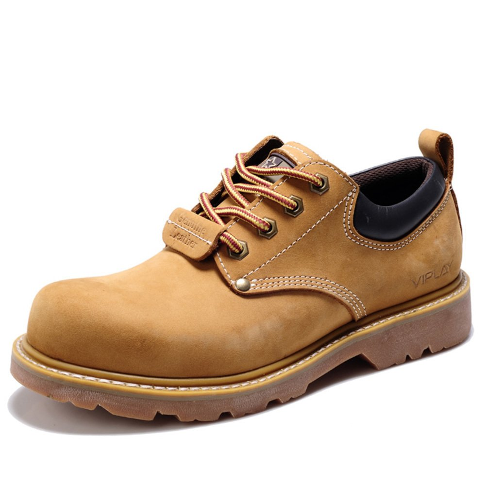 Winter men's casual shoes big shoe/ Huang Mading tooling shoes
