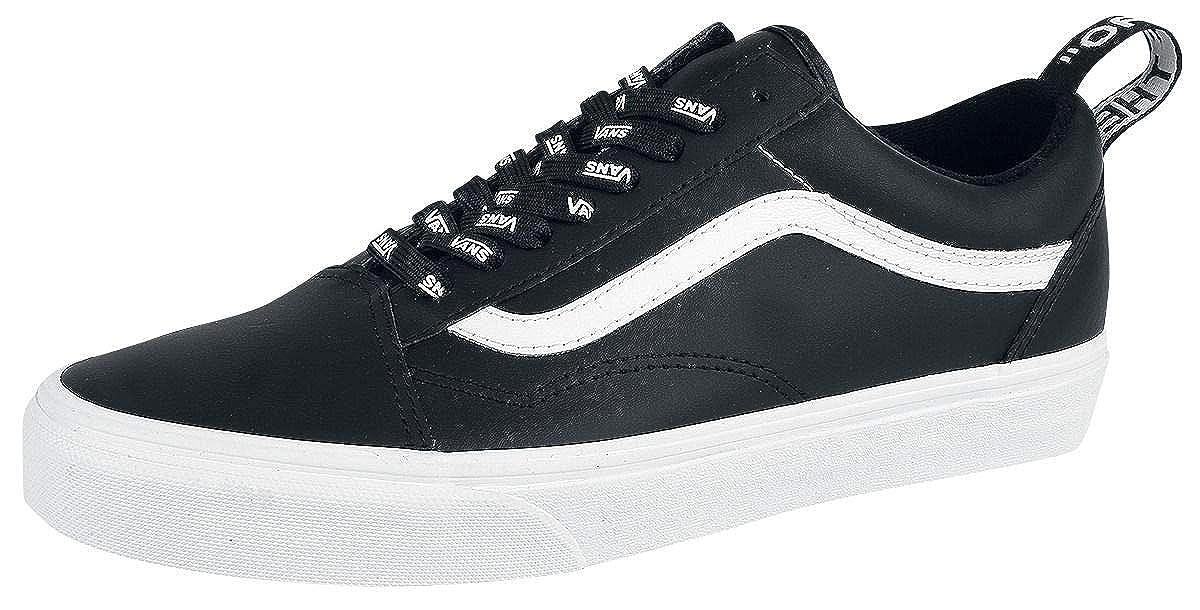 252dd7b72c Vans Old Skool OTW Webbing Sneakers Black-White  Amazon.co.uk  Shoes   Bags