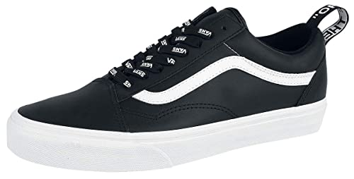 9a62a5c5da4ca8 Vans Old Skool OTW Webbing Sneakers Black-White: Amazon.co.uk: Shoes ...