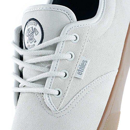 Etnies Jameson Sl X Flip White/Gum White/Gum