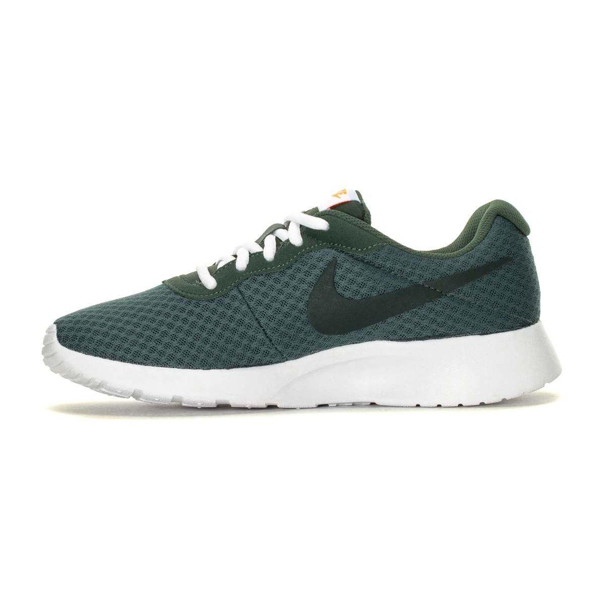 NIKE Women's Tanjun Running US|Outdoor Shoes B0059ER1NQ 8 B(M) US|Outdoor Running Green/Vintage Green ecde11