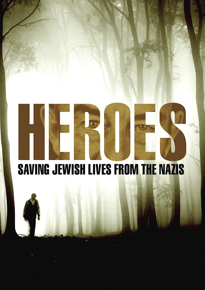 DVD : Heroes: Saving Jewish Lives From The Nazis (DVD)