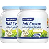 Maxigenes 美可卓 高钙全脂奶粉 1kg*2(澳大利亚进口)