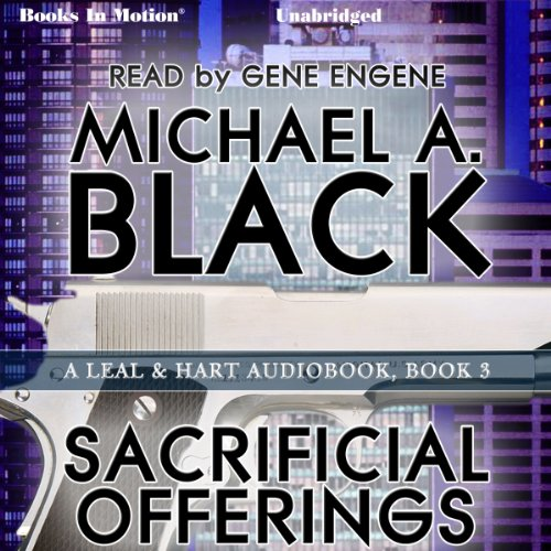 Bargain Audio Book - Sacrificial Offerings