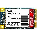 64GB ZTC Bollwerk V2 mSATA 6G 50mm Solid State Disk - ZTC-MS001 - 064G