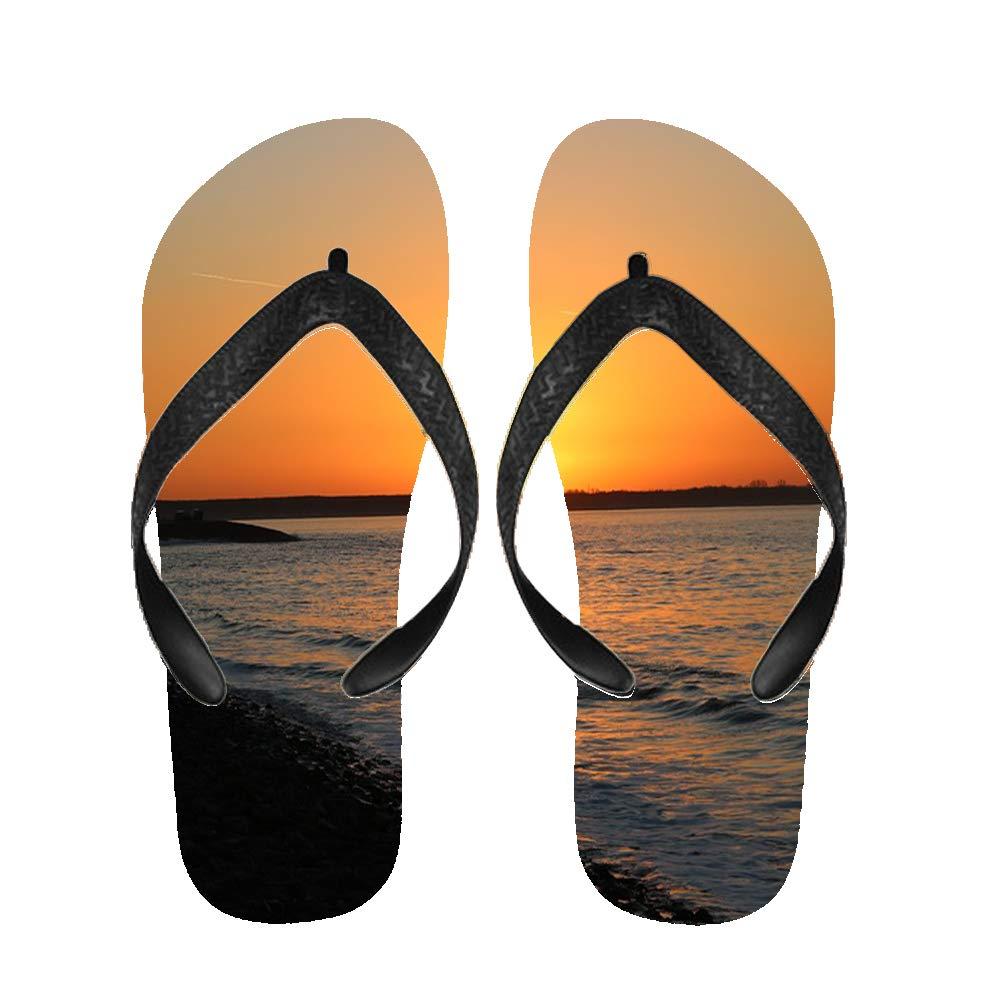 COL DOM Flip Flops Siculo A Scurata Sandals Beach Slippers for Men//Women