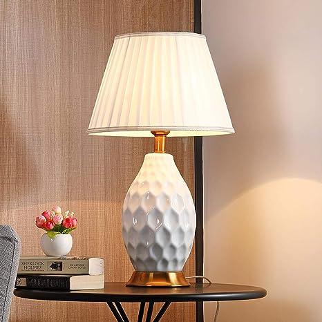 Lámpara de Mesa de luz - Cerámica - TD864 Dormitorio ...