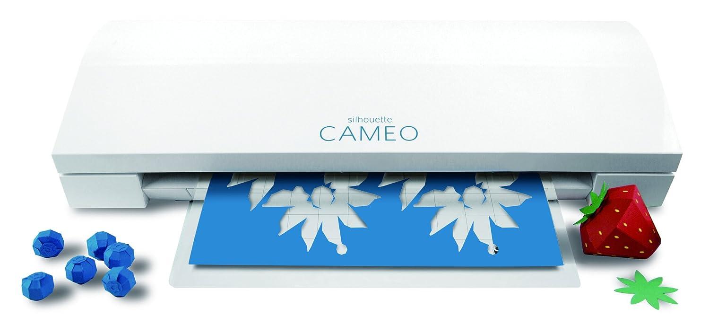 シルエットカメオ 3 silhouette CAMEO 3 小型 カッティングマシン 〜295mm幅 A4サイズアイロン&ステッカーシートセット