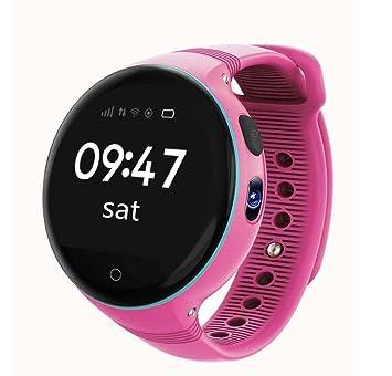 TR S668 Reloj Inteligente para niños niños Smartwatch Móvil ...
