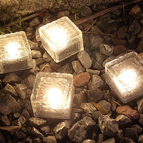 Garden Brick Lights
