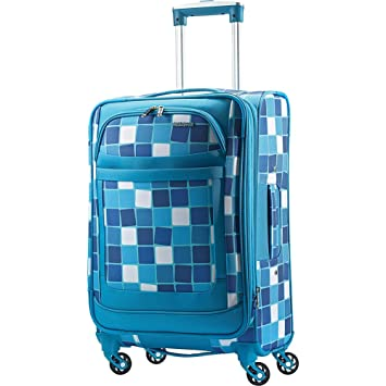 3af1acceb9 Amazon.com | American Tourister Ilite Max Softside Spinner 25, Light ...