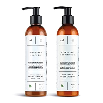 Amazon Com Cel Md Stem Cell Hair Growth Thickening Shampoo And