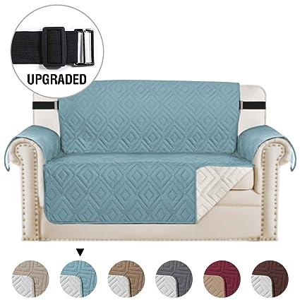H.Versailtex - Funda Impermeable Reversible para sofá ...