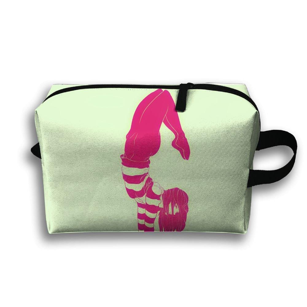 DTW1GjuY Lightweight And Waterproof Multifunction Storage Luggage Bag Ballerina